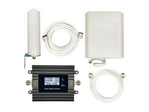 Smart LCD Signal Booster 4G Improve LTE700 Data ATT Verizon T-Mobile 12/17/13