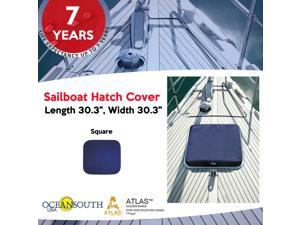 """Sailboat Hatch Cover - Square - Size 7 Length 30.3"""" / Width 30.3"""""""