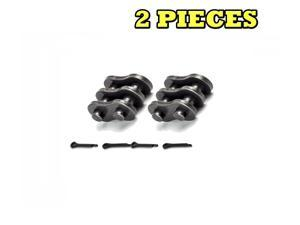 2 PIECES BL1266 Leaf Chain, Connecting Links, For Forklift Chain, ANSI Standard