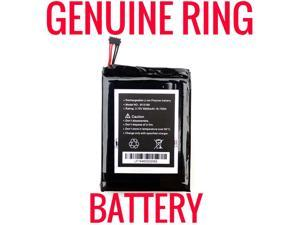 GENUINE awesomemall 1 DOORBELL REPLACEMENT BATTERY 1ST GEN B15169 3.75V 5000mAh 18.75Wh