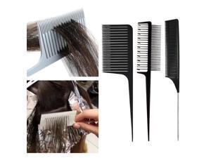 Professional Salon Weaving Highlighting Foiling Hair Comb Set 3PCS