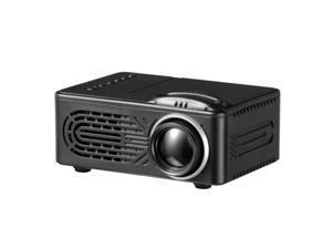 Portable Mini LED HDMI Projector HD Home Theater Outdoor Cinema EU Plug