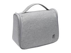 UV Sterilizer Bag Portable LED UV Disinfection Box Organizer Bag Gray