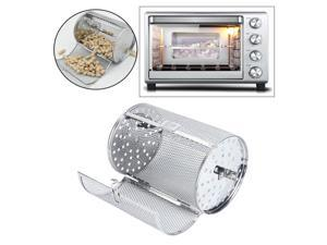 Kitchen Rotisserie Grill Roaster Drum Oven Basket Oven Roast 120x180mm