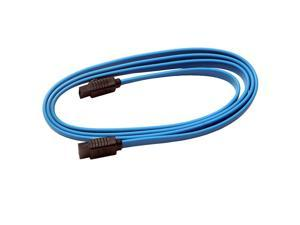 1M SATA 3.0 III SATA3 SATAiii High Speed 6GB/s Data Cable Cord Blue