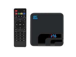 Smart TV BOX 4G DDR3 32G EMMC ROM Set-top Box 6K 3D H.265 Wifi Media Player