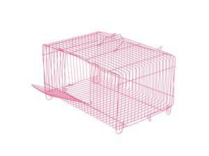 Small Pet Hamster Rabbit House Folding Cage Small Animal Crate