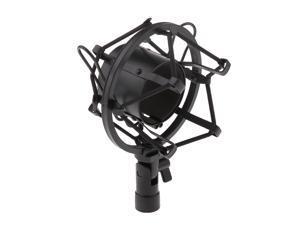 Universal Microphone Shock Mount Black