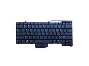 For Dell Latitude E6400 E6410 E6500 E6510 Keyboard Without Stick Point