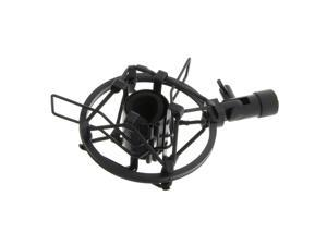 Studio Microphone Shock Mount Holder Stand for Computer Condenser Mic