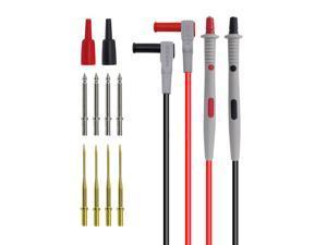 Multimeter Multi Meter Banana Plug Test Lead Probe Kit Set P1503