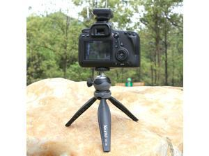 Hyx 2-Way Pan//Tilt Tripod Head Panoramic Photography Head with Quick Release Plate /& 3 Bubble Level Camera Parts Accessories