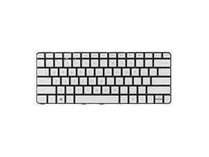 US Keyboard Repair for HP Spectre 13-3000 13T-3000 with Backlit Silver