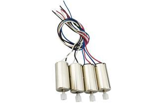 4 Pieces CW CCW Motor Metal for SYMA X5SW Quadcopter Drone Upgrade Parts