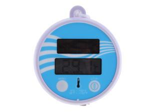 Solar Powered Digital Floating Pool & Hot Tub/ Spa Thermometer Temperature