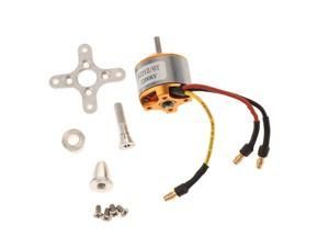 A2212 2200KV Brushless Motor Outrunner For RC Aircraft Airplane Multi-copter