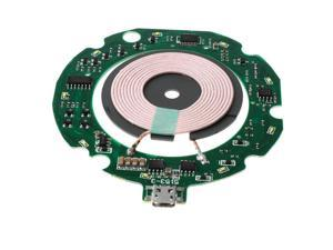 10W Qi Wireless Charger PCBA Circuit Board Coil Wireless Charging Pad DIY