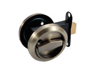 Stainless Steel Hidden Door Locks Cabinet Furniture Invisible Locks Green Bronze