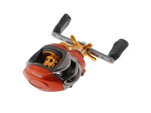Baitcaster Reel 10BB Gear Ratio 6.3:1 Baitcasting Fishing Reel Left Hand