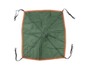 Replacement Tent Top Cap Rain Protection Roof Vent Cover Top Canopy  Green