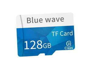 High Speed Class 10 Level TF/Micro SD Card for Cellphone Tablet Camera 128GB
