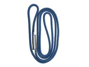 25KN 8mm Prusik Rope for Arborist Climbing Caving Ziplining blue