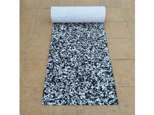 EVA Faux Teak Decking Mat Boat Marine Flooring Sheet black white camouflage