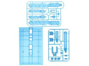 Action Base Suitable Display Stand For 1/60 1/100 PG MG Gundam Figure  Blue