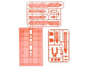 Action Base Suitable Display Stand For 1/60 1/100 PG MG Gundam Figure  Red