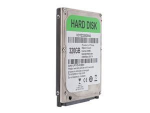 2.5 in Internal Hard Drive Disk SATA 8M Cache HDD for Laptop Notebook 320GB