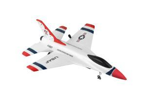 RC Aircraft Plane 2.4G Remote Control Model Toy USA F-16 Fighter Airplane