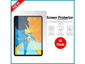 10-Pack LCD Clear Screen Shield Protector for  iPad Pro 11-inch 2021