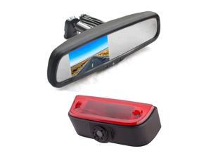"Backup Camera for Nissan NV200 Vardsafe7/"" OEM Replacement Rear View Monitor"
