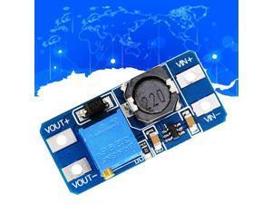 DC-DC MT3608 Boost Module Boost Power Supply Module Boost Board Step Up Converter Booster Input 3V/5V 5V/9V/12V/24V Adjustable