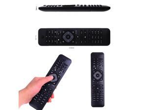 1Pcs 3D Smart TV Television Controller Black Smart Home Universal Smart IR Remote Control for Philips All series LCD/LED