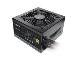 Segotep 700W Power Supply, GP Series 80 Plus Gold Certified PSU Gaming Modular ATX Power Supply with Silent 120mm Fan