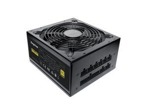 Segotep 850W Full-Modular Power Supply, GP Series 80 Plus Gold Certified PSU Gaming Power Supply with Silent 140mm Fan