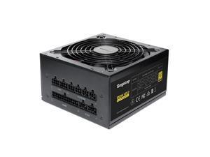 Segotep 850W Fully Modular Power Supply 80 Plus Gold PSU with Silent 140mm Fan, 5 Year Warranty, ATX Gaming Power Supply