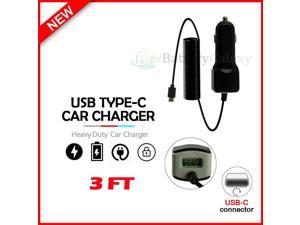 USB Type-C Car Charger for Phone  Galaxy S21 / S21+ Plus / S21 Ultra