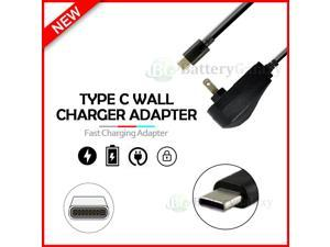 USB Type-C Wall Charger for Phone LG Stylo 5+ / 5X / 6 / V60 ThinQ 5G / UW