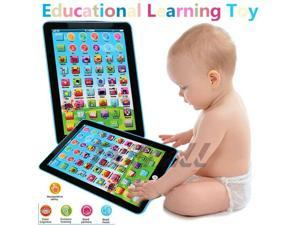 Mini Baby Kids Laptop Tablet Pad Computer Child Educonal Game Toy Learning B