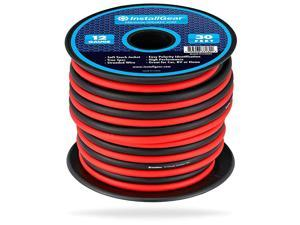 12 Gauge Speaker Wire 30feet RedBlack