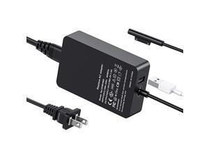 Surface Charger 44W 15V 258A Compatible with Microsoft Surface Laptop 123 New Surface Pro 76543X Surface Book 12 Surface Go 12