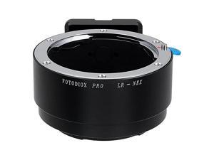 Pro Lens Mount Adapter Leica R LR RSeries Lenses to Sony EMount Mirrorless Camera Adapter for Sony Alpha EMount Camera Bodies APSC Full Frame Such as NEX5 NEX7 a7 a7II