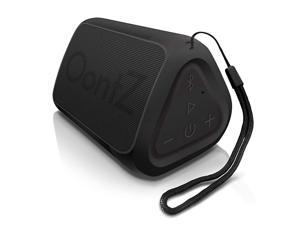 Angle Solo Bluetooth Portable Speaker Compact Size Surprisingly Loud Volume Bass 100 Foot Wireless Range IPX5 Perfect Travel Speaker Bluetooth Speakers by Cambridge Sound Works Black
