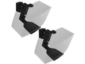 SONOS Speaker Wall Mount Brackets for SONOS Play 5 Gen2 Multiple Adjustments Hold up to 16 lbs 7 kg SWM0022 2 Pack Black