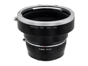 Pro Lens Mount Adapters, Pentax 6x7 (P67) Mount Lenses to to Sony E-Mount Mirrorless Camera Adapter - for Sony Alpha E-Mount Camera Bodies (APS-C & Full Frame Such as NEX-5, NEX-7, 7, 7II)