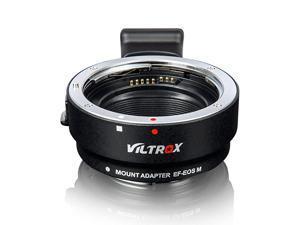 Adapter EFEOS M AutoFocus Converter Ring for Canon EFEFS to Canon EOSM EFM Mount Mirrorless Camera EOS M1 M2 M3 M5 M6 M10 M50 M100