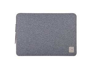 13 Inch Laptop Sleeve Compatible for M1 MacBook Pro 2021 & MacBook Air 2021- Zero Movement + No Scratches by Zipper