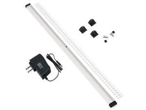 LED Dimmable Under Cabinet Lighting Extra Long 40 Inch Panel Hand Wave Activated Touchless Dimming Control Warm White 3000K